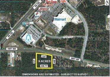 0 SW Hwy 484, Ocala, FL 34476 (MLS #OM607559) :: Alpha Equity Team