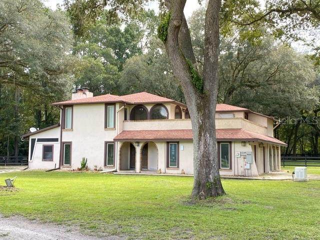 8755 NW 136TH AVENUE Road, Ocala, FL 34482 (MLS #OM608825) :: Mark and Joni Coulter   Better Homes and Gardens