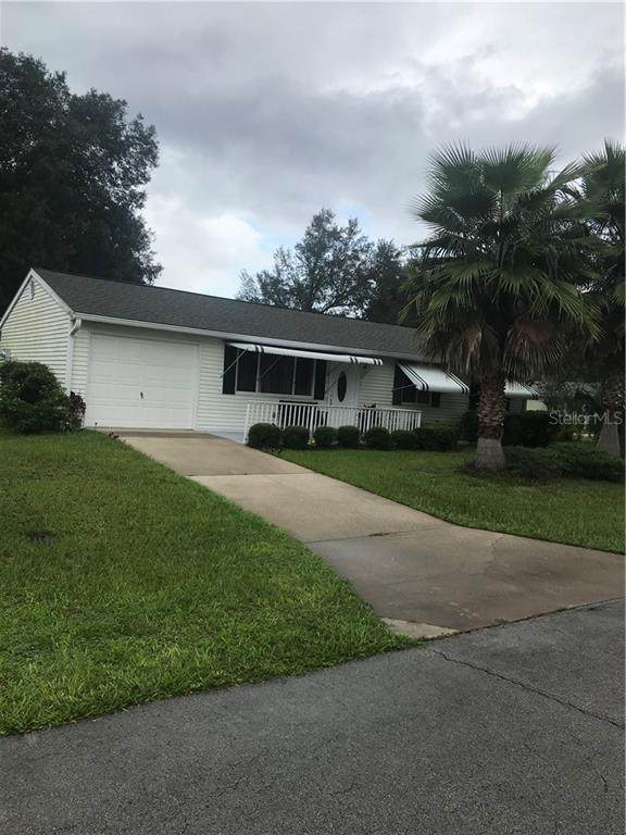 10816 SW 89TH Court, Ocala, FL 34481 (MLS #OM608985) :: McConnell and Associates