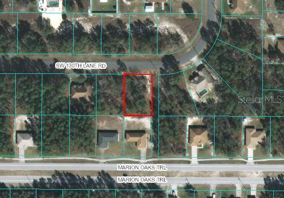 00 SW 130TH LANE RD, Ocala, FL 34473 (MLS #OM609057) :: Mark and Joni Coulter   Better Homes and Gardens