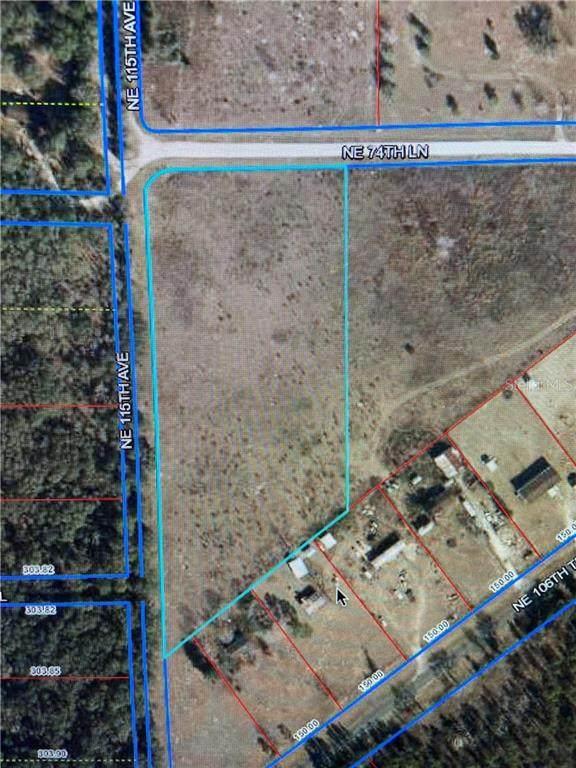 TBD NE 74TH Lane, Bronson, FL 32621 (MLS #OM609221) :: Griffin Group