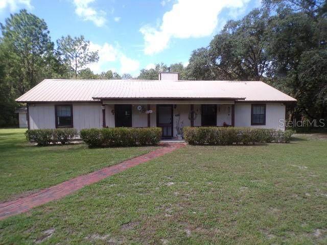 257 E Cowpen Lake Road, Hawthorne, FL 32640 (MLS #OM609504) :: Griffin Group
