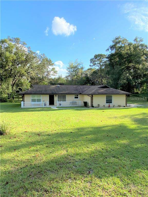 9800 SW 202ND AVENUE Road, Dunnellon, FL 34431 (MLS #OM609684) :: Alpha Equity Team