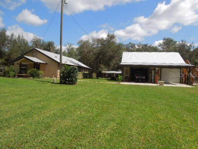 18695 NE 238TH Terrace, Fort Mc Coy, FL 32134 (MLS #OM610311) :: Griffin Group