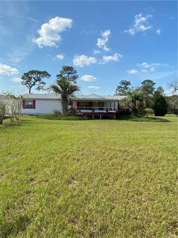 5150 SE 117TH Avenue, Morriston, FL 32668 (MLS #OM610460) :: Team Bohannon Keller Williams, Tampa Properties