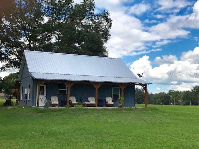 21991 NW 6TH Street, Dunnellon, FL 34431 (MLS #OM610689) :: Alpha Equity Team