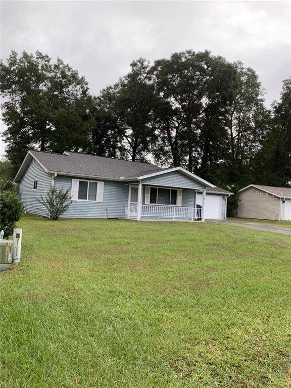 8385 SW 108TH Place, Ocala, FL 34481 (MLS #OM610979) :: Carmena and Associates Realty Group