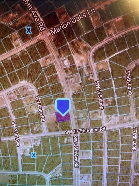 SW 36TH Avenue, Ocala, FL 34473 (MLS #OM611324) :: Carmena and Associates Realty Group