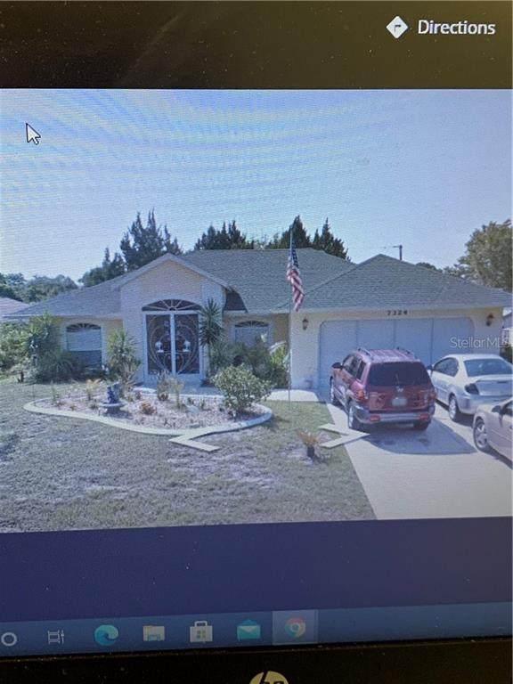 7324 Sea Mist Drive, Port Charlotte, FL 33981 (MLS #OM611515) :: Burwell Real Estate