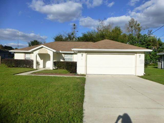 75 Pecan Course Circle, Ocala, FL 34472 (MLS #OM612084) :: Florida Real Estate Sellers at Keller Williams Realty