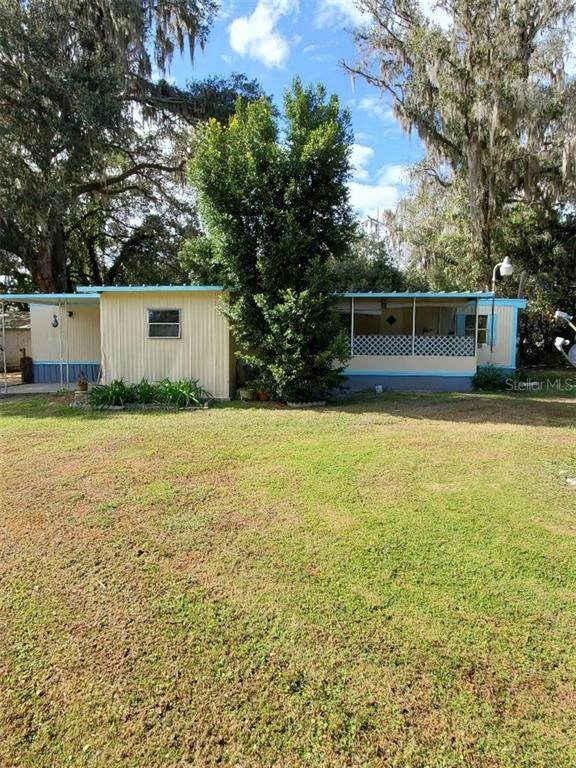 22875 SW 117TH PLACE Road, Dunnellon, FL 34431 (MLS #OM612095) :: Bustamante Real Estate