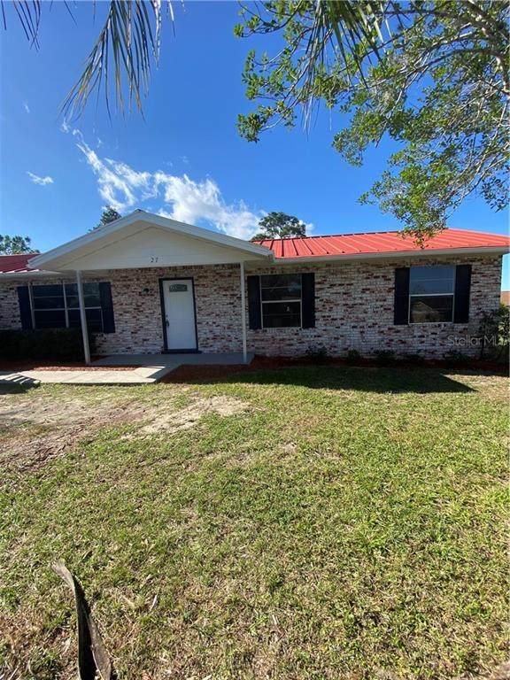 27 Oak Loop, Ocala, FL 34472 (MLS #OM612107) :: Southern Associates Realty LLC