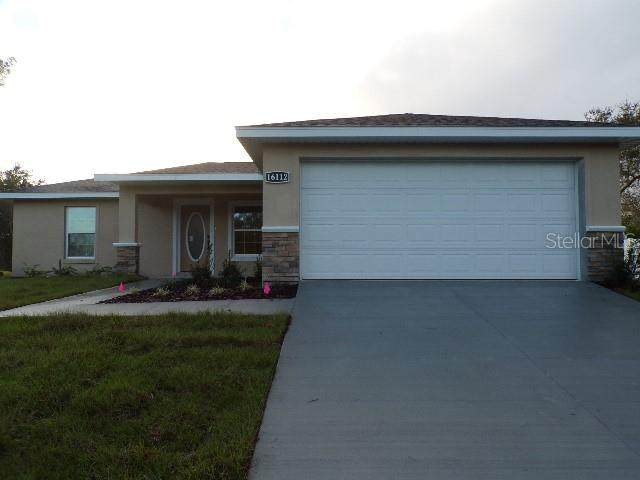 8784 SE 161ST Street, Summerfield, FL 34491 (MLS #OM612157) :: Delgado Home Team at Keller Williams