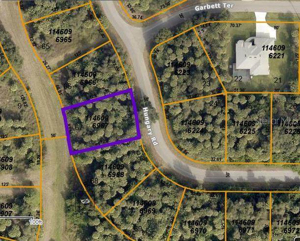 Lot 67 Hungary Road, North Port, FL 34288 (MLS #OM612272) :: Baird Realty Group