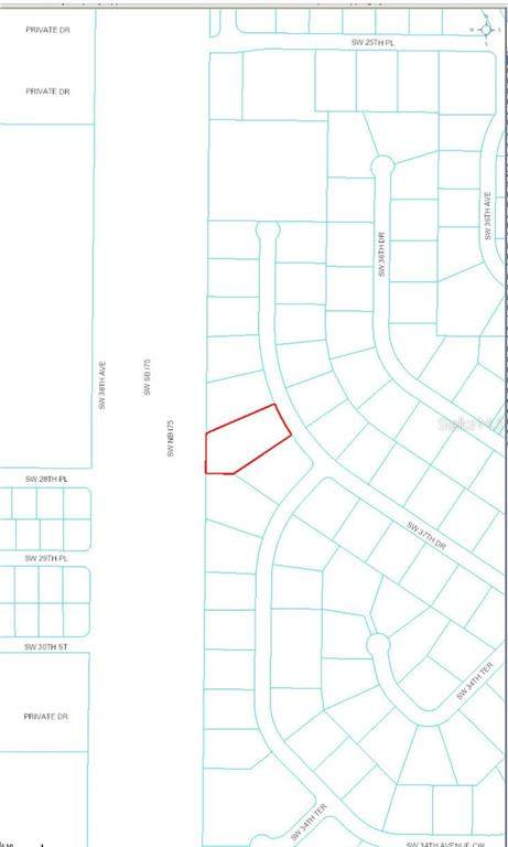 TBD SW 37TH Drive, Ocala, FL 34474 (MLS #OM612595) :: Griffin Group