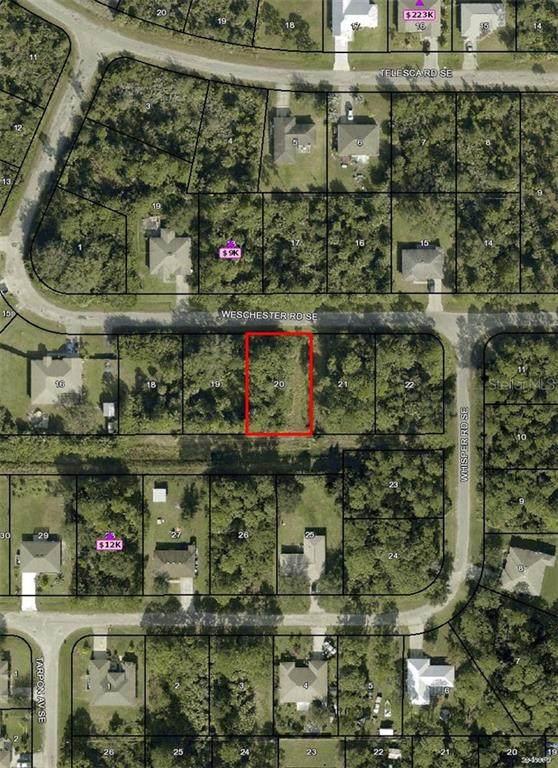 1124 SE Weschester Road, Palm Bay, FL 32909 (MLS #OM612630) :: Griffin Group
