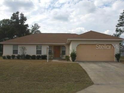 12810 SW 50TH Terrace, Ocala, FL 34473 (MLS #OM612978) :: Griffin Group