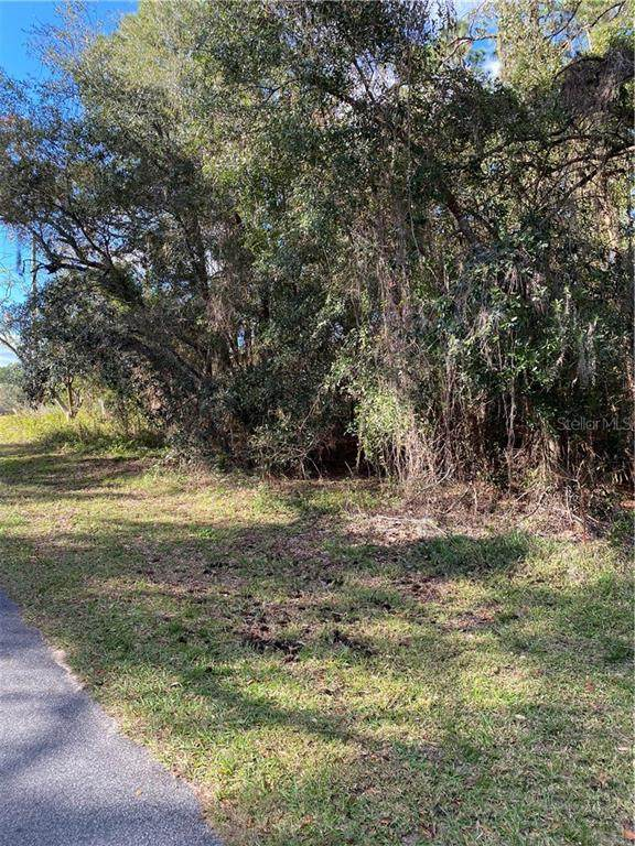 TBD 93RD LANE ROAD, Dunnellon, FL 34432 (MLS #OM613069) :: Lockhart & Walseth Team, Realtors