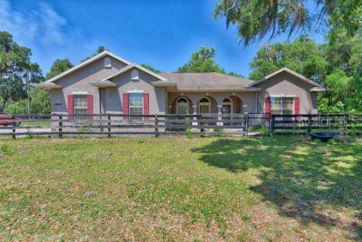 15620 NW 112TH Avenue, Reddick, FL 32686 (MLS #OM613527) :: Keller Williams Realty Peace River Partners