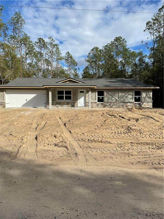 8503 N Teather Terrace, Citrus Springs, FL 34434 (MLS #OM614051) :: Everlane Realty