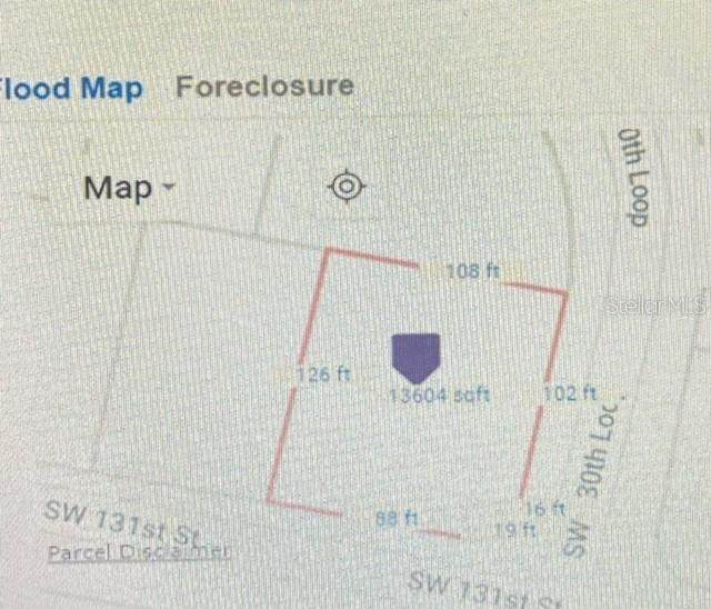 00 SW 131ST LOT 08 Street, Ocala, FL 34473 (MLS #OM614072) :: Baird Realty Group
