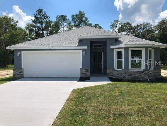 12205 SE 87TH Terrace, Belleview, FL 34420 (MLS #OM614173) :: Frankenstein Home Team