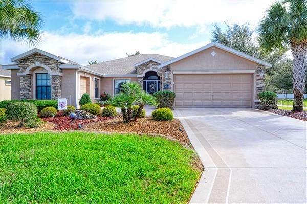 16151 SW 14TH AVENUE Road, Ocala, FL 34473 (MLS #OM616239) :: The Kardosh Team