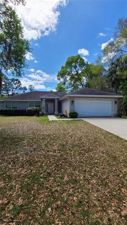 846 NE 130TH Terrace, Silver Springs, FL 34488 (MLS #OM616627) :: Griffin Group