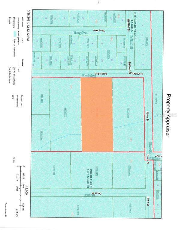 112 Stack Avenue, Interlachen, FL 32148 (MLS #OM617490) :: Bridge Realty Group