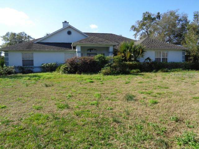 2642 SE 28TH Lane, Ocala, FL 34471 (MLS #OM617746) :: Southern Associates Realty LLC