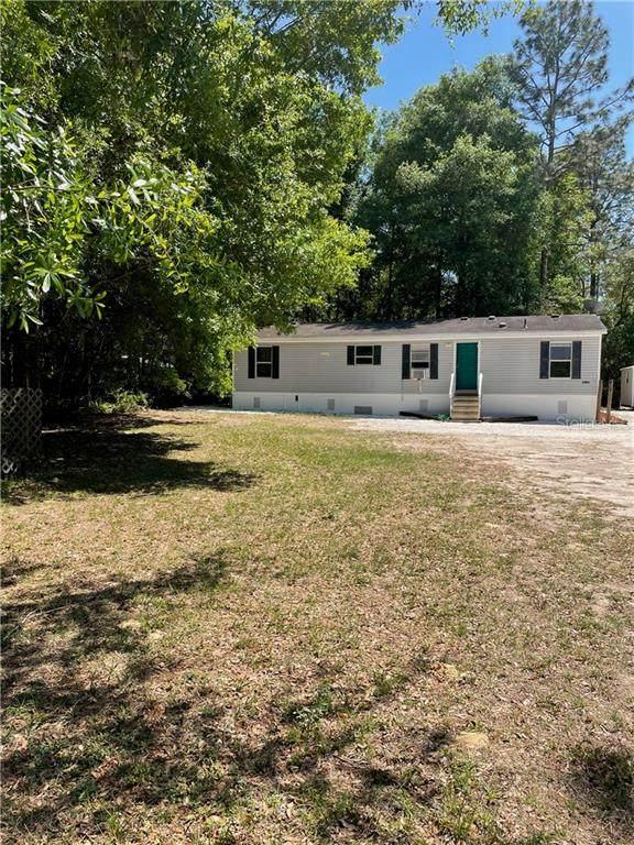 18150 SW 44TH Street, Dunnellon, FL 34432 (MLS #OM618023) :: Southern Associates Realty LLC