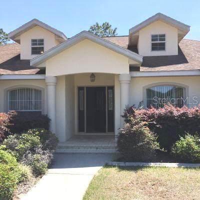 20380 SW 86TH Loop, Dunnellon, FL 34431 (MLS #OM618179) :: Southern Associates Realty LLC