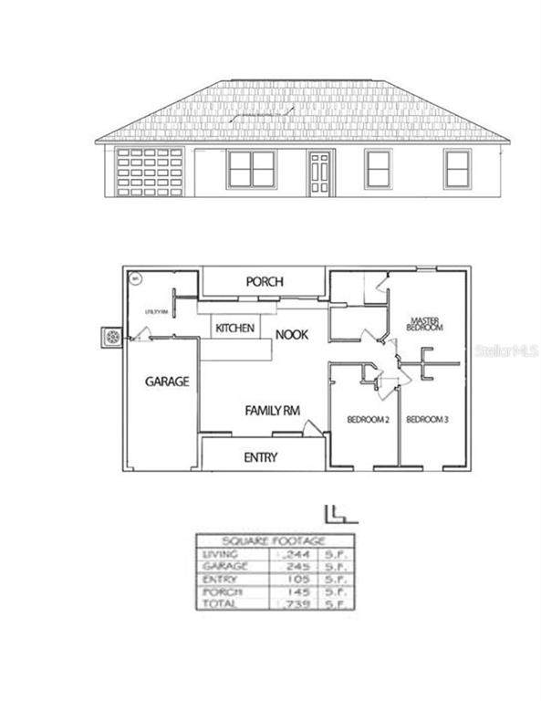 TBD SE 140TH Place, Summerfield, FL 34491 (MLS #OM618530) :: Bustamante Real Estate