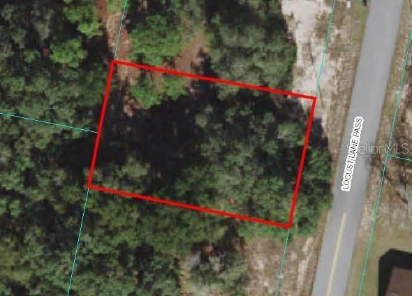 Lot 6 Locust Lane Pass, Ocala, FL 34472 (MLS #OM618912) :: Gate Arty & the Group - Keller Williams Realty Smart