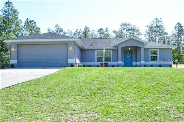 6065 SW 129TH TERRACE Road, Ocala, FL 34481 (MLS #OM618980) :: Realty Executives in The Villages
