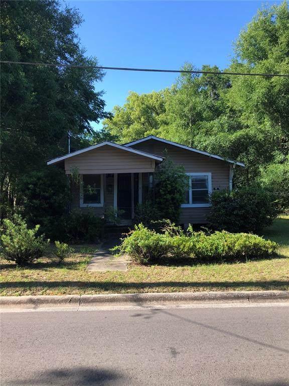 1212 SW Fort King Street, Ocala, FL 34471 (MLS #OM619344) :: Cartwright Realty