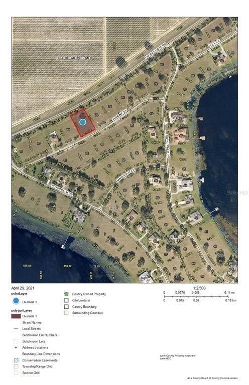 7419 Jasmine Street #77, Groveland, FL 34736 (MLS #OM619384) :: Armel Real Estate