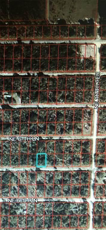 0 67TH Place NE #20, Williston, FL 32696 (MLS #OM619624) :: Armel Real Estate