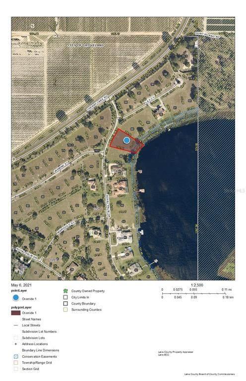 17152 Royal Palm Drive, Groveland, FL 34736 (MLS #OM619737) :: Armel Real Estate