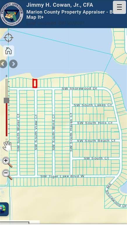SW Shorewood Drive, Dunnellon, FL 34431 (MLS #OM619773) :: Premium Properties Real Estate Services