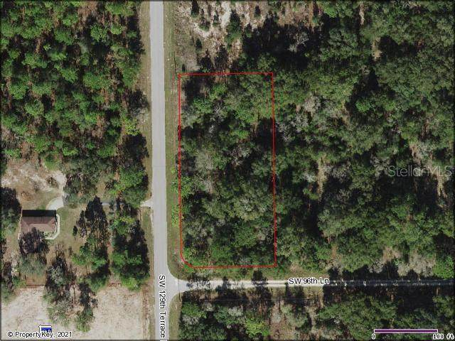0 SW 129TH TERRACE RD, Dunnellon, FL 34432 (MLS #OM619948) :: Kelli and Audrey at RE/MAX Tropical Sands