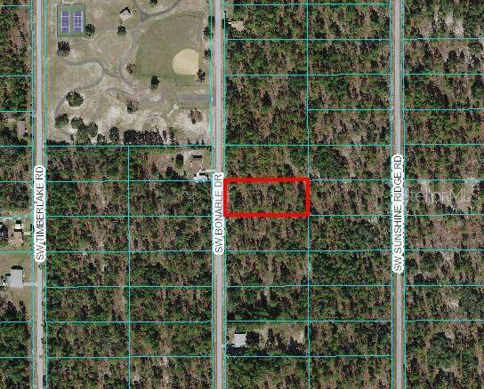 Lot 33 SW Bonable Drive, Dunnellon, FL 34431 (MLS #OM619956) :: Kelli and Audrey at RE/MAX Tropical Sands