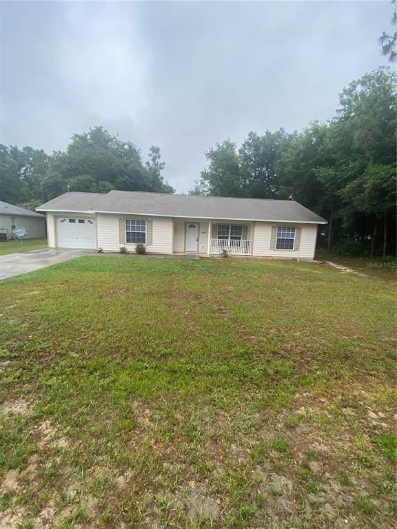 5445 SE 70TH Avenue, Ocala, FL 34472 (MLS #OM620109) :: Southern Associates Realty LLC