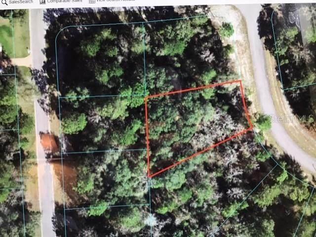 SW 152 LANE Road, Ocala, FL 34473 (MLS #OM620147) :: Southern Associates Realty LLC