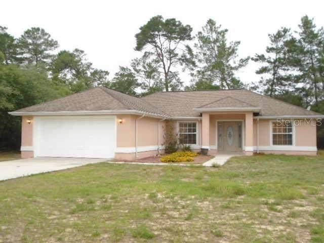 3021 SW 168TH Loop #4, Ocala, FL 34473 (MLS #OM620316) :: Southern Associates Realty LLC