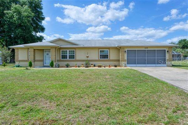6330 SW 103RD Lane, Ocala, FL 34476 (MLS #OM620380) :: The Duncan Duo Team