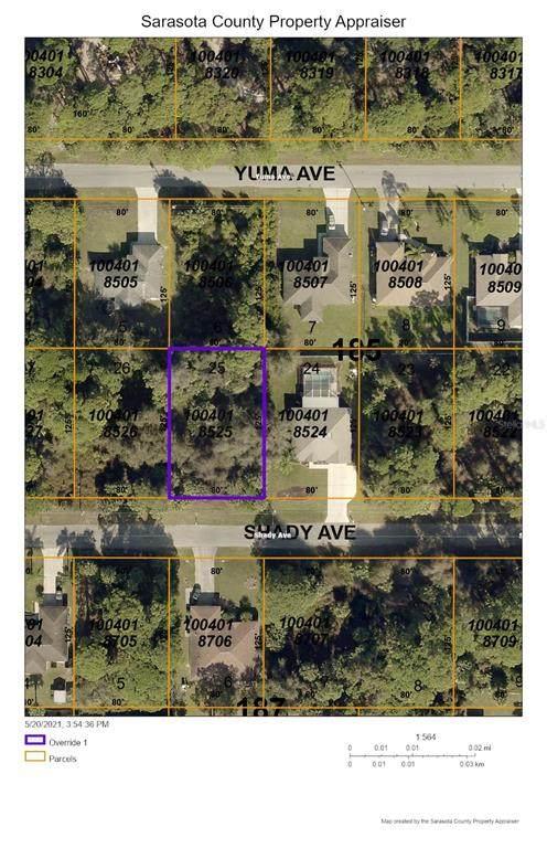 TBD Shady Avenue, North Port, FL 34286 (MLS #OM620577) :: Cartwright Realty