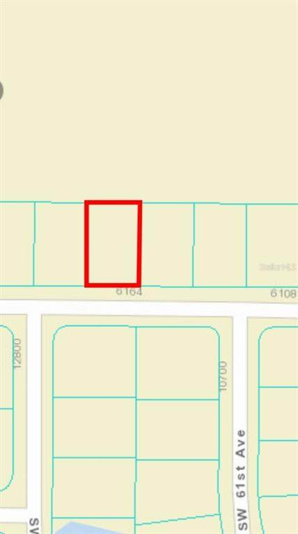 SW 128TH STREET Road, Ocala, FL 34473 (MLS #OM620817) :: Coldwell Banker Vanguard Realty