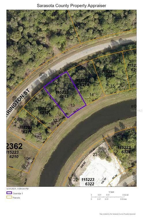 TBD N Torrington Street, North Port, FL 34288 (MLS #OM621141) :: The Price Group