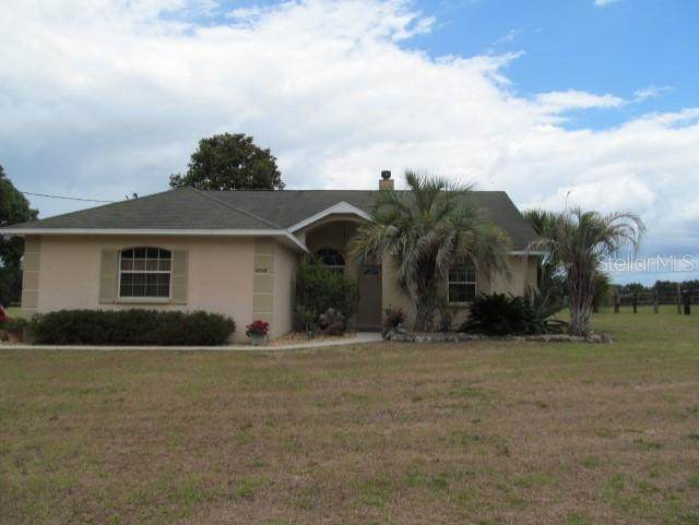 4544 NE 105TH Place, Anthony, FL 32617 (MLS #OM621368) :: Realty Executives